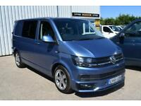 2016 Volkswagen Transporter 2.0 TDI BlueMotion Tech T28 Highline Panel Van 5dr D