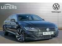 2020 Volkswagen ARTEON FACELIFT 2.0 TSI R-Line 5dr DSG Auto Hatchback Petrol Aut