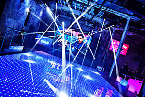 LED FLOORING - WEDDING, CORPORATE EVENTS, DANCE FLOOR, CAR SHOWS