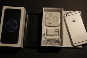 Spacey grey iPhone 6 32GB