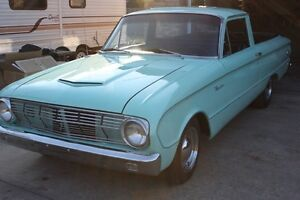 1963 Ford Ranchero     (Falcon)