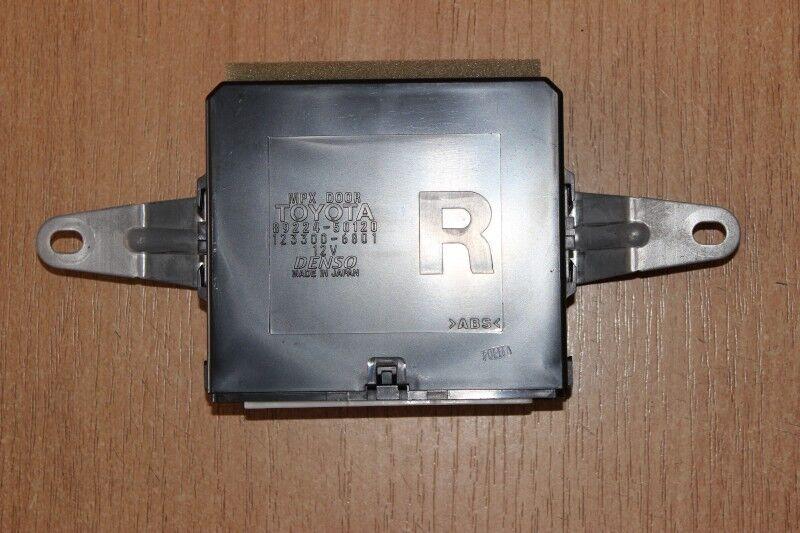 2007 LEXUS LS 460 / REAR RH DOOR CONTROL MODULE 89224-50120