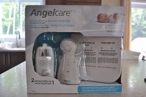Moniteur mouvements et sons Angelcare