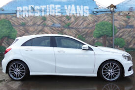 * Finance Me * Mercedes-Benz A200 1.8CDI ( 136bhp ) 2014.5MY AMG Sport