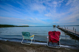 Lake Front Home For Sale - Whitefish Lake