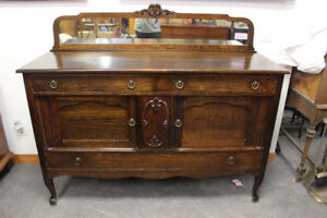 ★ Antique Sideboard Oak ★ $425