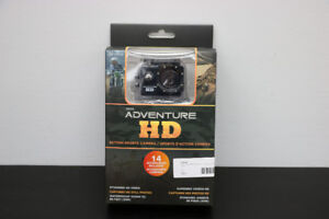 **14 ACCESSORIES**Cobra 5200 Adventure HD Action Camera (#15533)