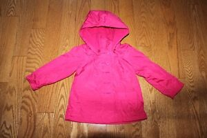 3T Gap Spring Jacket with Hood