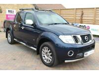 2014 NISSAN NAVARA OUTLAW DCI 231 4X4 DOUBLE CAB WITH TONNEAU COVER PICK UP DIES