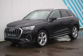 image for 2020 Audi Q3 2.0 TDI 35 S line S Tronic (s/s) 5dr SUV Diesel Automatic