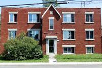 Couple-Concierge pour Immeuble Résidentiel (4 1/2 fourni)