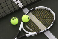 Summer is almost over. Lets play some tennis!
