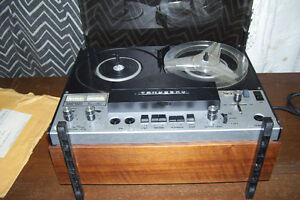 YOUR CHOICE OF TWO  REEL TO REEL TAPE PLAYERS RECORDERS London Ontario image 7