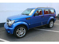 Dodge Nitro 2.8CRD auto SXT Bargain car!!