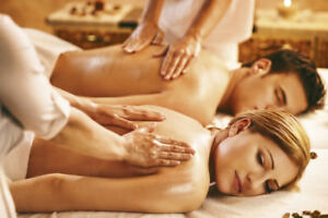 Relaxing Couple massage 69$