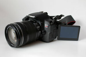 Canon t4i + 18-135mm IS STM Kit (Not in Ancaster)