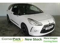 2014 CITROEN DS3 DSTYLE PLUS CONVERTIBLE PETROL