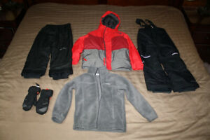 Ski/Snow clothing.. boys size 6 (XS) Top name brands.. like new!