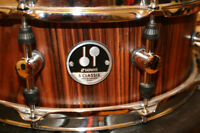 Snare Sonor S-Classix Rosewood