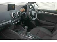 2020 Audi A3 DIESEL SALOON 30 TDI 116 S Line 4dr Saloon Diesel Manual