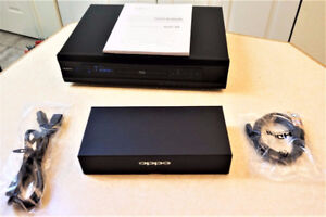 OPPO BDP-95 Universal Audiophile 3D Blu-ray Disc Player 10/10con