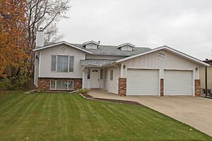 Location! Spacious 3+1 Bi-level with Double Attached Garage