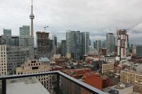 University/Queen-Penthouse-Furnished-1BRM - Jan 1st