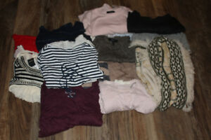 Bag full of brand name clothes- new or barely used! Need gone!
