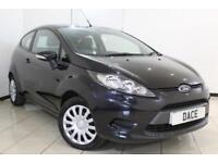 2012 12 FORD FIESTA 1.2 STYLE 3DR 59 BHP