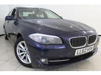 2013 62 BMW 5 SERIES 2.0 520D SE 4DR AUTOMATIC 181 BHP DIESEL