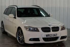 2012 12 BMW 3 SERIES 2.0 320D SPORT PLUS EDITION TOURING 5D AUTO 181 BHP DIESEL