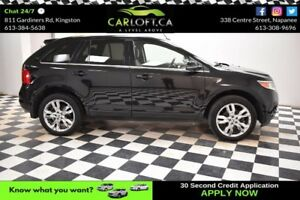 2014 Ford Edge Limited-LEATHER*SUNROOF*NAV