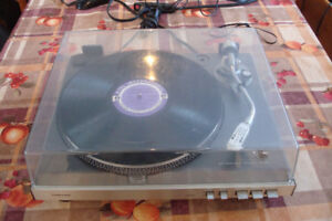Table tournante TOSHIBA  SR-F451 Fully Automatic Turntable Belt