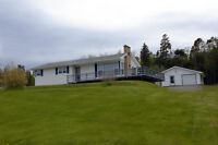 St.Peters Cape Breton, Bras D'or Lake view
