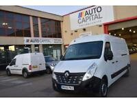 2.3 LM35 BUSINESS DCI S/R P/V 5D 125 BHP LWB M/ROOF DIESEL MANUAL VAN