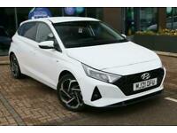2021 Hyundai i20 1.0T GDi 48V MHD Premium 5dr Hatchback Hybrid Manual