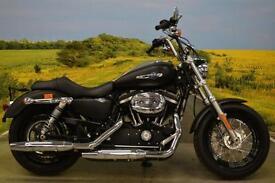 Harley Davidson XL1200 Sportster 2015 **1988 MILES, ABS, FORWARD CONTROLS**