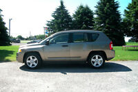 2007 Jeep Compass 4x4-  One Owner & Just 136K!!  4 NEW TIRES