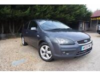 FORD FOCUS 1.6 ZETEC CLIMATE P, Grey, Manual, Petrol, 2005