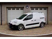 Peugeot partner 1.6 hdi 100k ( berlingo caddy Transit )