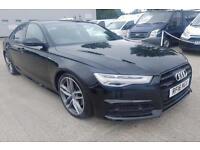 Audi A6 Tdi Quattro S Line Black Editi Saloon 3.0 Semi Auto Diesel