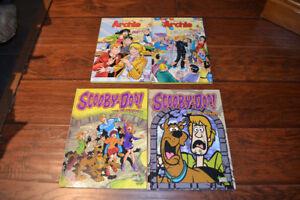 BD de Archie et de Scooby-Doo