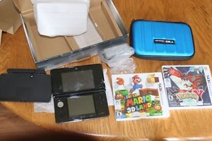 Rarely Used Nintendo 3DS original