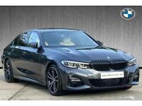 2019 BMW 3 Series 320i M Sport Saloon Auto Saloon Petrol Automatic