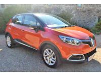 Renault Captur 0.9 TCe ( 90bhp ) ( MediaNav ) ( s/s ) Dynamique, 55K MILES,