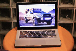 "MacBook Pro 13"" / Mid 2009 / 1 TB HDD / Perfect for Invoice"