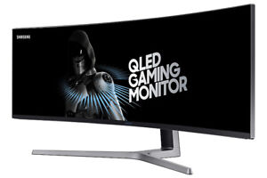 SAMSUNG CHG90 SERIES CURVED 49 INCH GAMING MONITOR