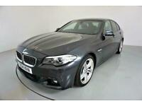 2014 BMW 5 Series 3.0 530D M SPORT 4d-2 OWNER CAR-SOFT CLOSE DOORS-UPGRADE 19 in
