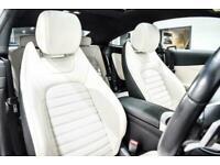 2017 Mercedes-Benz C Class 2.1 C250d AMG Line (Premium Plus) G-Tronic+ (s/s) 2dr