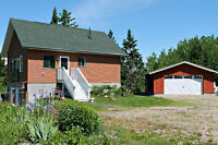 NEW PRICE! BEAUTIFULLY UPDATED HOME ON 85 ACRES - 504 Old Soo Rd